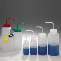 Bel-Art - 116250500 - Bottle, Ldpe, Wash, Wm, With/red Closure, Bg, Bg