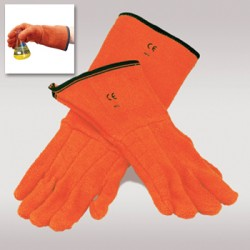 """Bel-Art - 13201-0000 - Bel-Art Products 13"""" CLAVIES Bio-Hazard Autoclave Glove"""