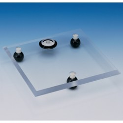 Bel-Art - 183100000 - LEVELING TABLE ACRYLIC (Each)