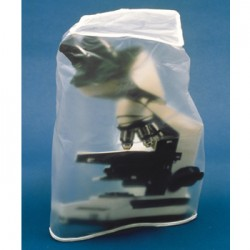 Bel-Art - 243010000 - Microscope Cover, Bag Type, Vikem Vinyl