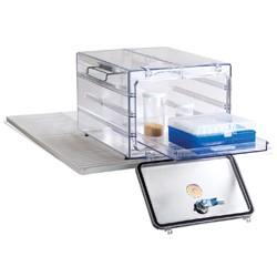 Bel-Art - 420110000 - Secador Refrigerator Ready Desiccator