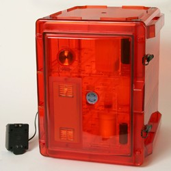 Bel-Art - 420731118 - Secador, 3.0 Autodesic, Vert, 120v, Amber