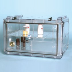 Bel-Art - 420740000 - Secador 4.0 Desiccator, Horizontal, Clear