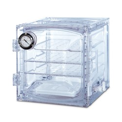 Bel-Art - 424004011 - Scienceware Dessicator, Vac, Cab 35l