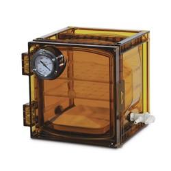 Bel-Art - 424004101 - Scienceware Desiccator, Vac, Cab 11l, Uv
