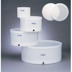 "Bel-Art - 914624091 - Porous Filter Plate, 36 "", Coarse Grade Po"
