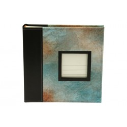 Canon - 0041X046 - Turquoise Map 8'' x 8'' Photo Album