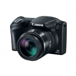 Canon - 0107C018 - PowerShot SX410 IS Black Refurbished