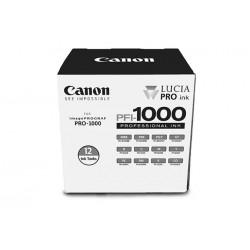 Canon - 0545C006 - PFI-1000 12-Pack