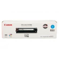 Canon - 1979B001 - Canon Cartridge 116 Cyan Toner - For Canon Imageclass Mf8050cn, Mf8030cn, Mf8080