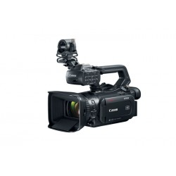 Canon - 2212C002 - Canon XF405 Digital Camcorder - 3.5 LCD - CMOS - 4K - 16:9 - H.264/MPEG-4 AVC, MP4 - 15x Optical Zoom - Optical, Electronic (IS) - HDMI - USB - SD, SDHC, SDXC - Memory Card