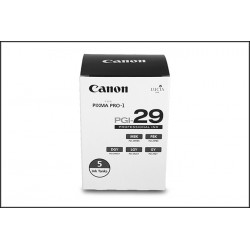Canon - 4868B007 - PGI-29 Five Color Pack