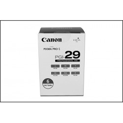 Canon - 4873B009 - PGI-29 Six Color Pack