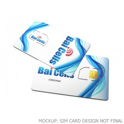 Baicells - Baicells-simcard-1 - Baicellls Baicells-simcard-1 Single Sim Card