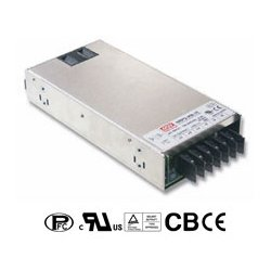 Mean Well Direct - HRP-450-48 - HRP-450-48 48Vdc PFC Power Supply