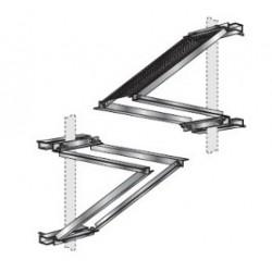 Rohn Products - Isbeacon - Rohn Isbeacon Ice Shield Assy Leg For Beacon