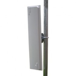 ITELITE - SEC3516V - 16dBi Vertical Polarity 90 degrees Sector Antenna, 3.4-3.7GHz, N-Female