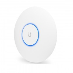 Ubiquiti Networks - UAP-AC-HD - Ubiquiti UniFi AC HD UAP-AC-HD IEEE 802.11ac 1.69 Gbit/s Wireless Access Point - 2.40 GHz, 5 GHz - MIMO Technology - Beamforming Technology - 2 x Network (RJ-45) - Ceiling Mountable, Wall Mountable