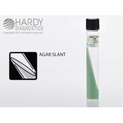 Hardy Diagnostics - C37 - Lowenstein Jensen with Iron, Slant, 20x125mm tube, 10 ml fill, 20 tubes per box, C37.