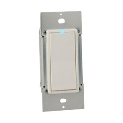 Leviton - 35A00-3 - HAI 35A00-3 Hard Wire Switch - Paddle Switch - Light Control