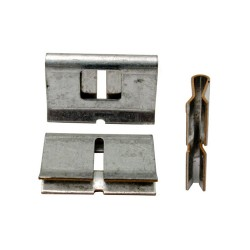 Vertical Cable - 66CLIPS - 66-clips 66 Punch Down Bridging Clips
