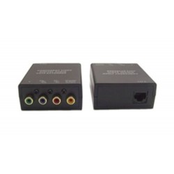 Calrad - 951145 - Calrad 95-1145 Component Video and Digital Audio Balun Over Cat5 Kit