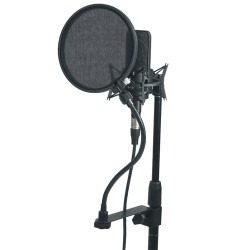 Chief - POMT - Chief 6 Inch Pop Filter with Gooseneck