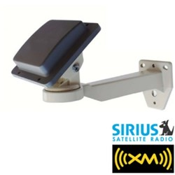 Pixel Technologies - PRO600 - Pixel Universal Satellite Radio Antenna - 8.5 dBi - Satellite CommunicationPole/Wall - Omni-directional
