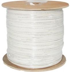 Vertical Cable - RG59182CCAWH - Rg59-182ccawh Rg59 W/ 18-2 Cca White 500'