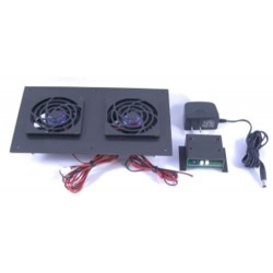 Active Thermal Management - SEC1 - Sec-1 2-fan Cooling System