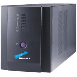 Direct UPS - VP1000VA - Vesta Pro 1000va Ups For Pc, Server, Dvr