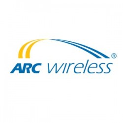 ARC Wireless - ARC-BR9003S01 - ARC 3 Pole L Bracket- for ARC-IE2010/12