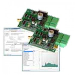 AvaLAN Wireless - AW2400R2-EVAL - 2.4GHz RS-232 Radio Module Evaluation K