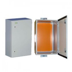 Tycon Power Systems - ENC-ST-23X14X12 - Tycon Power Steel Outdoor Enclosure Inside Dimensions - 23 x 14 x 12