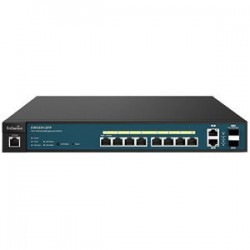 EnGenius - EWS2910P - EnGenius Neutron EWS2910P Ethernet Switch - 8 Network, 2 Uplink - Manageable - Twisted Pair, Optical Fiber - 2 Layer Supported - Desktop, Wall Mountable - 1 Year Limited Warranty
