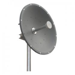 Hana Wireless - HW-DA58-29-DP - 5.8GHz 29dBi Dish Antenna