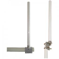 Hana Wireless - HW-OD9-5-NF - 900MHz 6dBi Omni Antenna