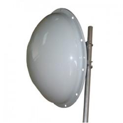 Hana Wireless - HW-RAD-2 - 5.8GHz 2Ft Dish Antenna Radome