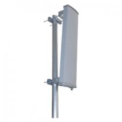 Hana Wireless - HW-SA24-12-180-NF - 2.4GHz 12dBi Panel Antenna
