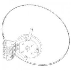 Jirous - JRMB-1200-11 - 10.1-11.7 GHz 1200 mm Dish 41.5 dBi