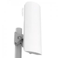 MikroTik - MTAS-5G-15D120 - MikroTik 5GHz 15dBi mANT15s Dual-Pol Sector Antenna (2 x RP-SMA connectors)