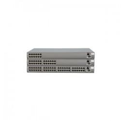 Microsemi - PD-6512G/AC/M - Microsemi 12-Port PoE Midspan, 10/100/1000BaseT, AC Input w/Management - 240 V AC Input - 52 V DC Output - 12 10/100/1000Base-T Output Port(s) - 200 W