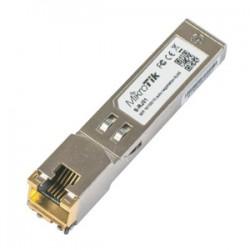 MikroTik - S-RJ01 - SFP RJ45 10/100/1000M copper module