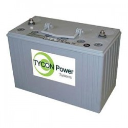 Tycon Power Systems - TPBAT12-50 - 12v 51ah Gel Sla Battery With 3/8 Bolt
