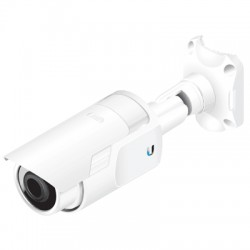 Ubiquiti Networks - UVC - Ubiquiti UniFi UVC Network Camera - 1 Pack - Color - H.264 - 1280 x 720 - RGB CMOS - Cable - Fast Ethernet - Bullet - Pole Mount, Wall Mount, Ceiling Mount