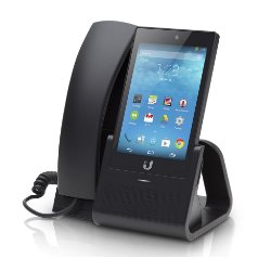 Ubiquiti Networks - UVP-PRO - Ubiquiti UniFi UVP-PRO IP Phone - Cable - Desktop - VoIP - Speakerphone - 2 x Network (RJ-45) - USB - PoE Ports - Color - SIP, SDP, RTP, RTCP, DHCP Protocol(s)