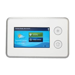 2GIG - 2GIG131 - TS1 Wireless Touch Screen Control Pad