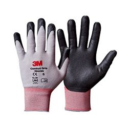3M - 3ME1021 - CGM-GU Comfort Grip Glove for General Use (Large)