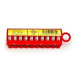 3M - 3ME1043 - STD-0-9 Wire Marker Tape Dispenser