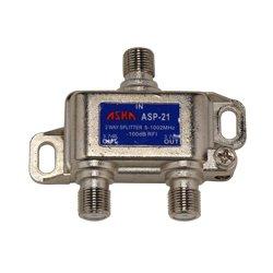 Aska Communication - ASK1009 - ASP21 D.A. Splitter 2 way